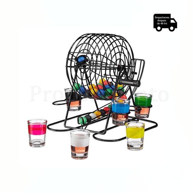 Juego de Bingo Drinking