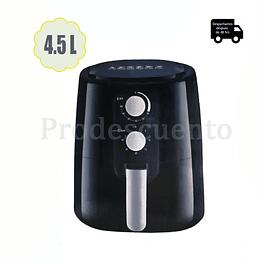 Freidora Por Aire Eléctrica 1500 Watts 4.5 Litros
