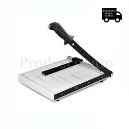 Guillotina Metalica A4 25x29 Cm Cuchilla Autoafilable