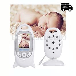 Camara Monitor Para Bebes Con Microfono y Vision Nocturna