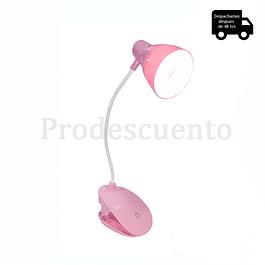 Lámpara Led Cono Flexible Clip