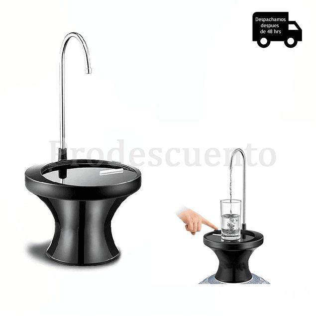 Dispensadora  De Agua Con Base Recargable