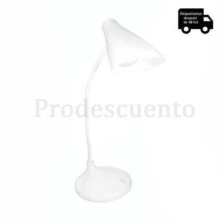 Lámpara Led Flexible De Mesa Recargable