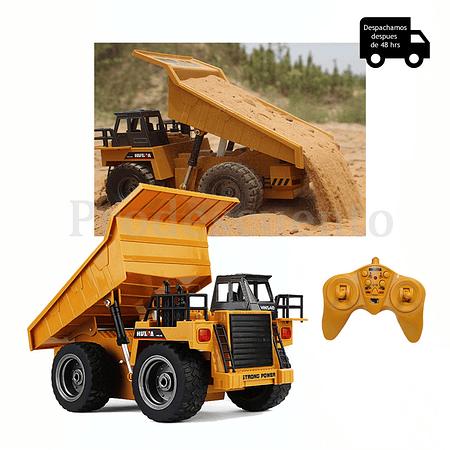 Camion Minero A Control Remoto Para Niños