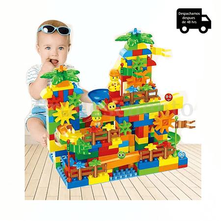 Bloque De Construcción Para Niños 305 Piezas