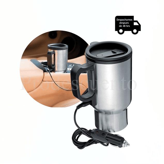 Mug Termico electrico para auto 12V