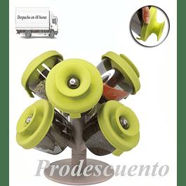 Especiero en Forma de Árbol