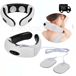 Masajeador de cuello eléctrico