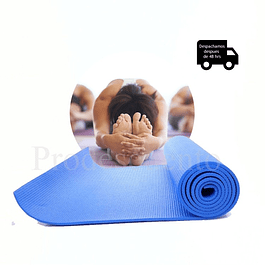Mat Yoga Profesional 5mm 175x61cm Pvc