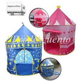 Carpa Castillo para Niños y Niñas