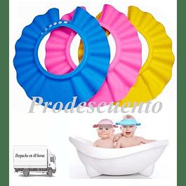 Gorro Visera Protectora Para Bebes y Niños