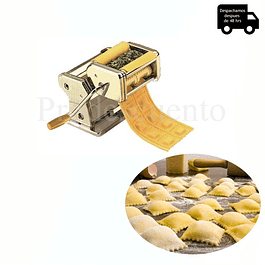 Maquina Para Hacer Pastas Ravioles y Estirar Masa