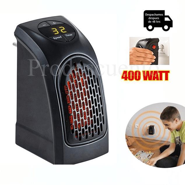 Calefactor Portátil 400 Watts