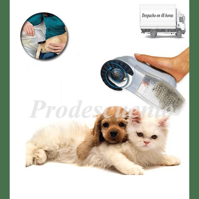 Aspiradora de pelos para mascotas