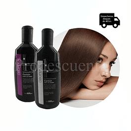 Shampoo y Acondicionador Carbón