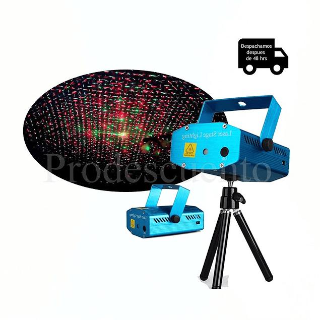 Laser Lluvia Mini Puntos