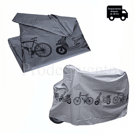 Funda Carpa Para Moto O Bicicleta Impermeable