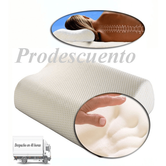 Almohada Memory Pillow
