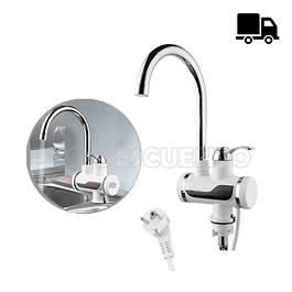 Sifon con Calentador de Agua Eléctrico