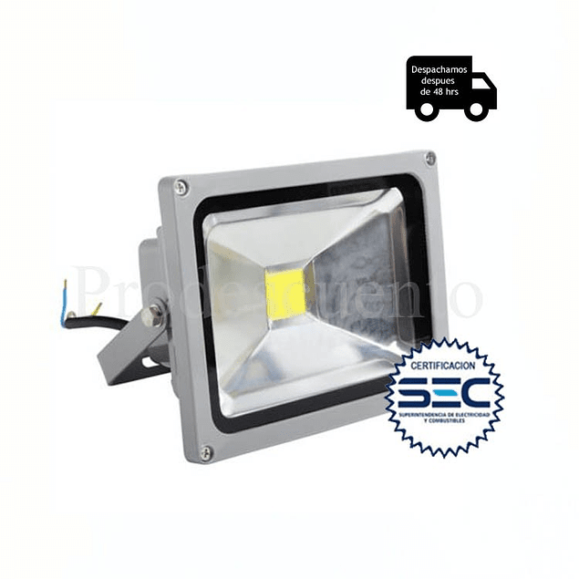 Foco Led 20w Certificado