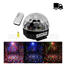 Luces Bola Disco Led Rítmica
