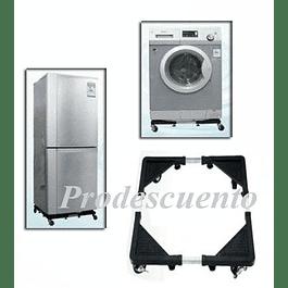 Base Especial Para Lavadora y Refrigerador