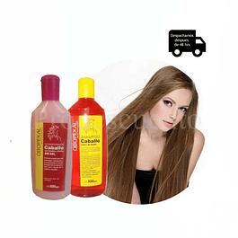 Shampoo y Acondicionador Caballo