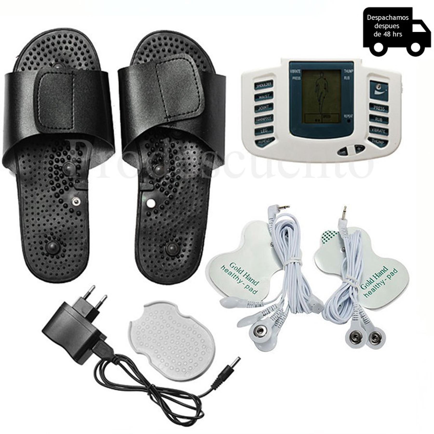 Masajeador Electrónico de Pulsos