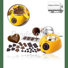 Maquina para Derretir y Servir Chocolate