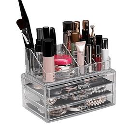 Organizador Cosméticos y Maquillaje De Acrilico
