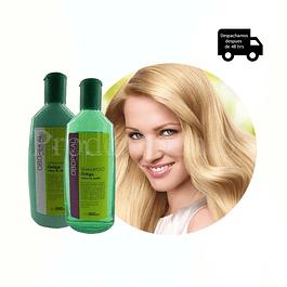 Shampoo y Acondicionador Ortiga