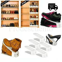 Set de 6 Organizadores de Zapatos