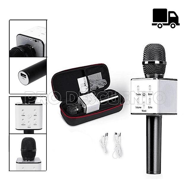 Microfono con Bluetooth Inalambrico