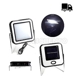 Lámpara Solar con Múltiples Funciones