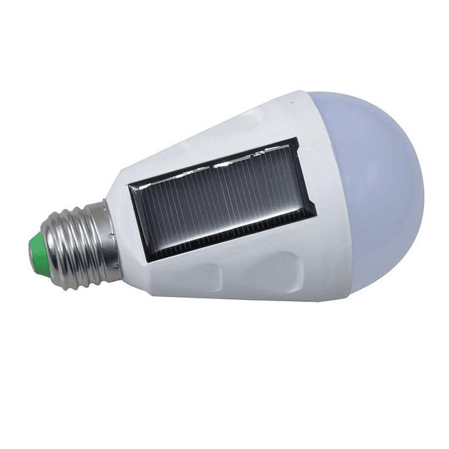 Ampolleta Solar Emergencia 7w
