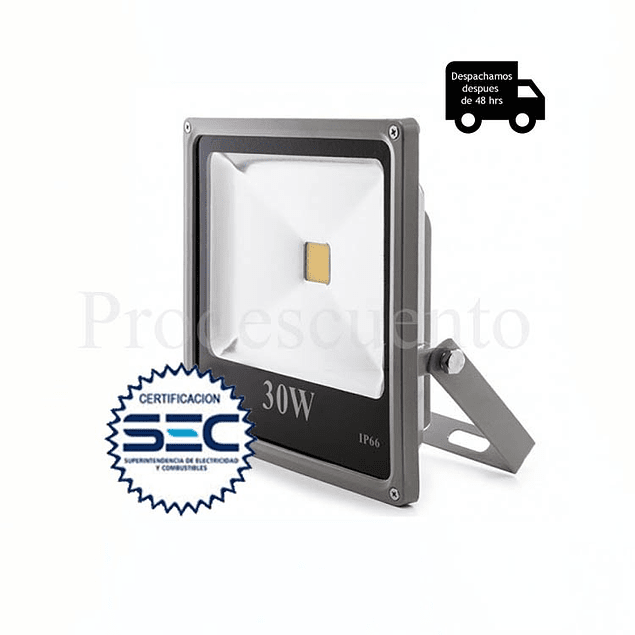 Foco Led 30w Certificado