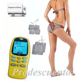Electro estimulador tonificador