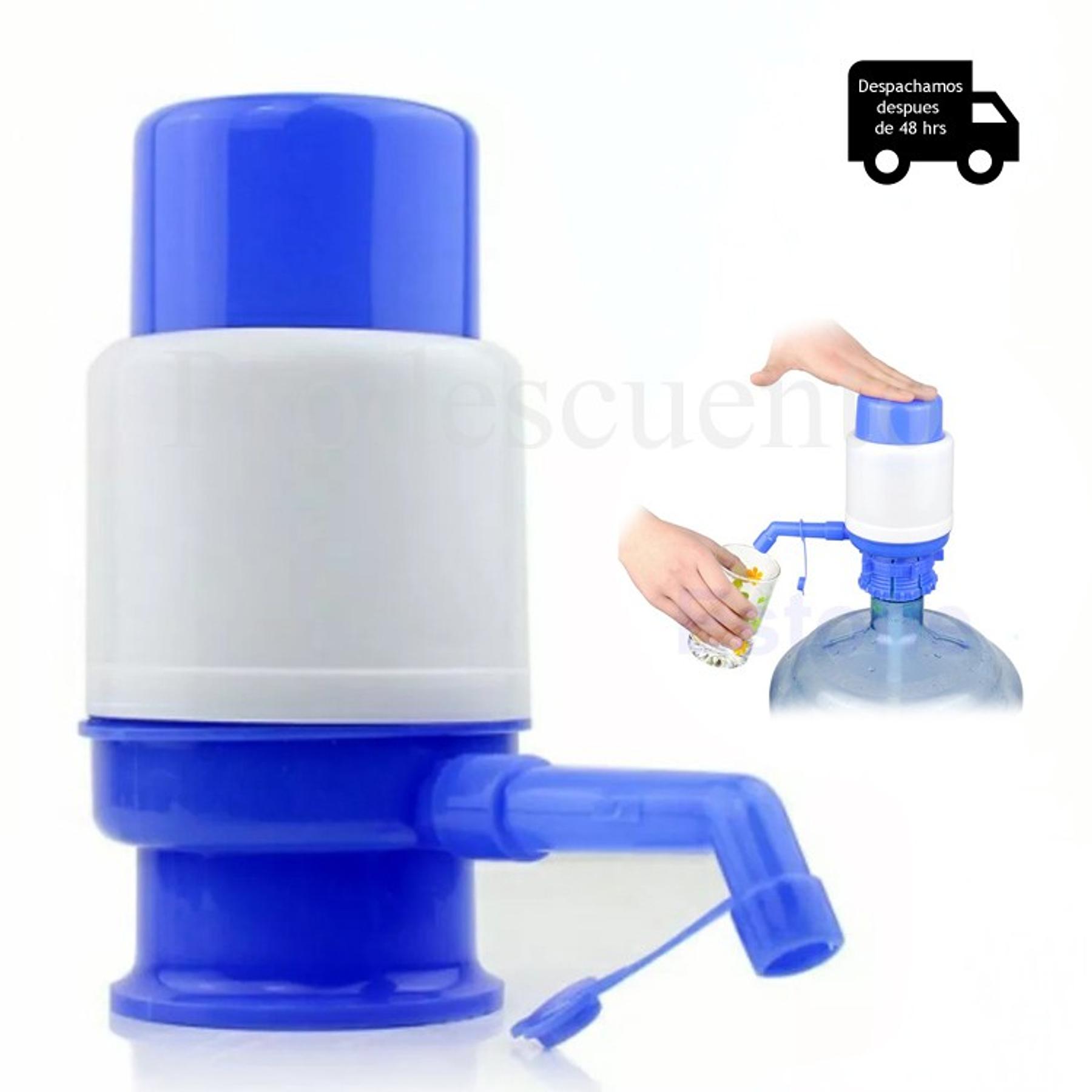 Dispensador Manual Para Botellon Agua Purificada