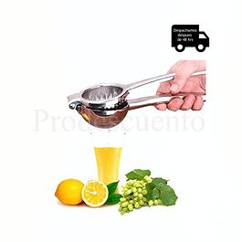 Exprimidor de jugo de Limón manual tipo prensa  6 cm