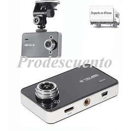 Camara De Auto Full Hd 1080p