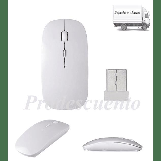 Mouse Inhalambrico 4d