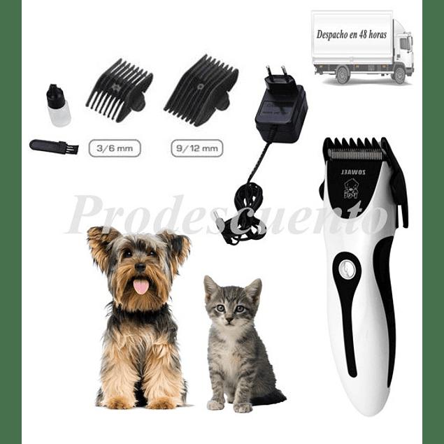 Cortadora de pelos para Perros y Gatos