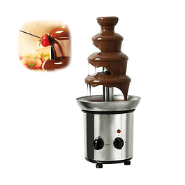 Cascada De Chocolate 4 Pisos
