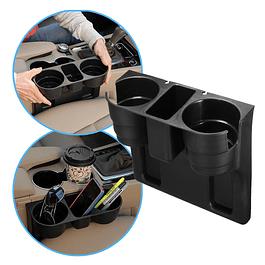 Caja Organizador y Porta Vasos