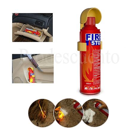 Extintor Spray Portatil 500 ml