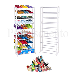 Organizador De Zapatos 30 Pares