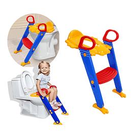 Escalera Asiento Adaptador De Baño Para Niños