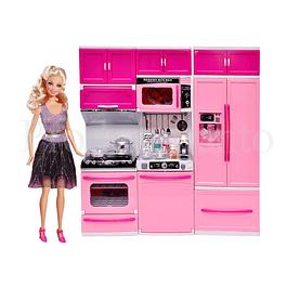 Mini Cocina Barbie