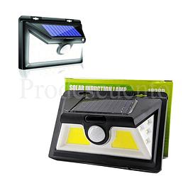 Lampara De Induccion Solar Con Sensor De Movimiento