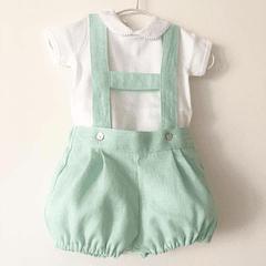 Calção de linho (Linen shorts)